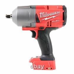 Milwaukee M18ONEFHIWF12 18V Fuel Impact Wrench With 2 x 5Ah Batteries & Case