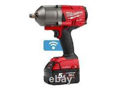 Milwaukee M18ONEFHIWF12-502X 18v 2x5Ah Li-ion Fuel 1/2 Friction Impact Wrench