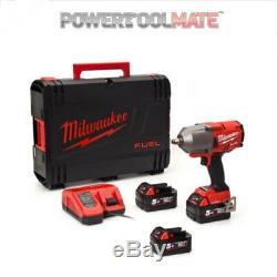 Milwaukee M18ONEFHIWF12-503X M18 FUEL Mid-Torque 1/2 Impact Wrench