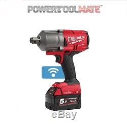Milwaukee M18ONEFHIWF34-502X FUEL One Key 3/4 Impact Wrench 2 x 5.0Ah