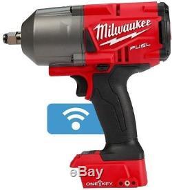 Milwaukee M18 FUEL ONE-KEY 2863-20 Brushless Cordless 1/2 + (1) TOOL BAG