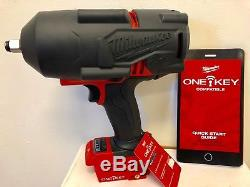Milwaukee M18 FUEL ONE-KEY 2863-20 Brushless Cordless 1/2 in. Ring + (1) BOOT