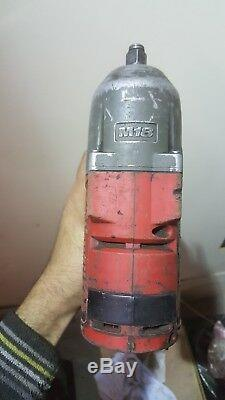 Milwaukee M18 FUEL brushless 1/2 high torque impact wrench
