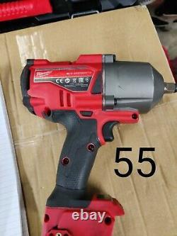 Milwaukee M18oneFHIWF12 18V Cordless Impact Wrench one key fuel brushless 1/2