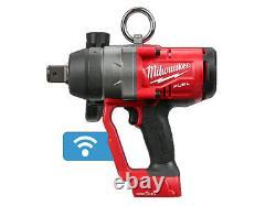 Milwaukee One-key 18v 1 Heavy-duty Impact Wrench M18onefhiwf1 Body Only
