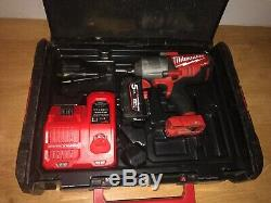 Milwaukee fuel brushless 18v impact wrench 1/2 M18 CHIWF12-502X
