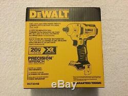 New Dewalt DCF894B 1/2 20V Max XR Brushless Mid-Range Impact Wrench (Bare Tool)