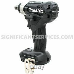New Makita XWT13ZB 18V Sub Compact Brushless 1/2 Impact Wrench 2.0 Ah Battery