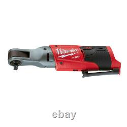 New Milwaukee 2557-20 M12 FUEL Li-Ion 3/8 in. Cordless Ratchet (Tool Only)