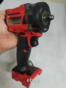 New Milwaukee M18 FUEL 3/8 Stubby Impact Wrench Kit with 2 5.0 Batteries 2854-22