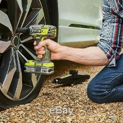 Ryobi R18IW7 ONE+ 18v Cordless Brushless 1/4 Drive Impact Wrench No Batteries