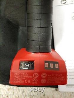 Snap-onCT90751/2 18V BRUSHLESS 1200ft/lbsMonsterLit-Ion Impact WrenchNew