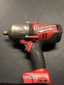 (my48) Milwaukee 2763-20 M18 FUEL1/2'' High Torque Impact Wrench