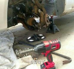 3/4 Pistolet D'impact Sans Fil 20v Li-ion Heavy Duty 1400 Ft. Pistolet De Torque Lbs
