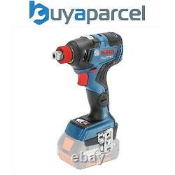 Bosch 18v Gdx 18v-200 C Lithium Brushless Impact Driver Clé 1/2 1/4 Bare