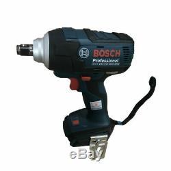 Bosch Gds18v-ce 300abr 18v 1/2 Cordless Impact Wrench Brushless Pneu De Voiture Pilote