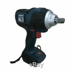 Bosch Gds18v-ce Cordless 300abr 18v 1/2 Impact Wrench Brushless Pneu De Voiture Pilote