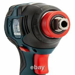Bosch Gdx 18 V-200 C Brushless Impact Wrench / Driver Body Only 06019g4204