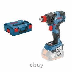 Bosch Gdx 18 V-200 C Impact Driver/wrench Body Uniquement En L-boxx 06019g4202
