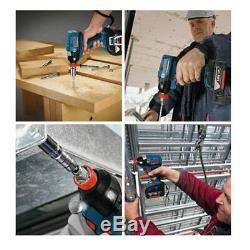 Bosch Gdx Chocs Sans Fil 18v-ce Wrencher Ce (solo Uniquement Body) Outil Nu