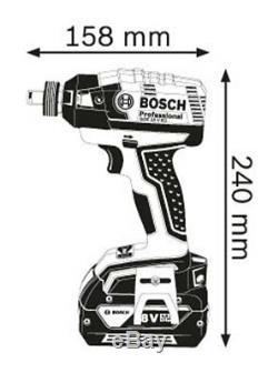 Clé À Choc Sans Impact Bosch Gdx 18v-ec Corps De L'outil Nu Uniquement
