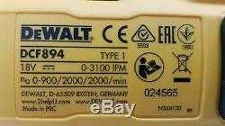 Clé À Chocs Compact Dewalt Dcf894n 1/2 À Couple Élevé, Sans Fil, 18v