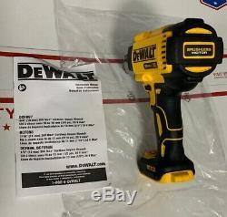 Clé Dewalt Dcf899b 20v Max Xr Brushless 1/2, Clé À Encliqueter (nue)