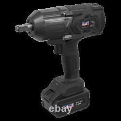 Cp1812 Clé D'impact Sans Fil Sealey 18v Jusqu'à 1800nm 1/2 Sq Drive Brushless
