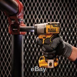 Dewalt 12v Max Dcf902f2 Xtreme Brushless 3/8 Pouces Sans Fil Clé À Chocs Kit