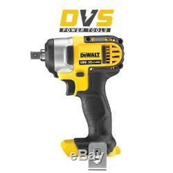 Dewalt Dcf880n Xr 1/2 Choc Sans Fil Compact Clé Corps Seulement