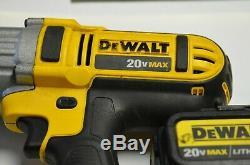 Dewalt Dcf889h 20v Max 1/2 Clé À Chocs Sans Fil Withdcb107 Chargeur Dc0b200