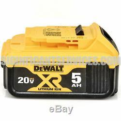 Dewalt Dcf890b Xr 20v Max 3/8 Au Lithium-ion Brushless Compact Impact W 5,0 Ah