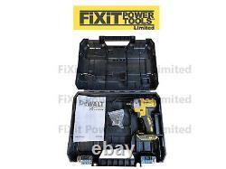Dewalt Dcf890n T 18v Xr Brushless 3/8 Clé D'impact Compacte - Tstak Case Rw