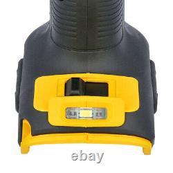 Dewalt Dcf894 Xr 18v Brushless 1/2 Coque De Couple À Choc Compact Et Boîtier T-stak