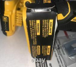 Dewalt Dcf894b 1/2 MID Range Impact Wrench Kit Detent Pin + 2.0 Charger Nouveau