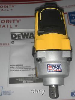 Dewalt Dcf894b 20v Max Xr 1/2 Po. Clé D'impact Sans Fil À Moyenne Portée États-unis Nouveau