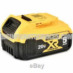 Dewalt Dcf894b 20v Max Xr Brushless Mid-range ½ Anneau Hog 5,0 Ah Kit D'impact