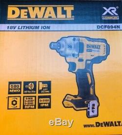 Dewalt Dcf894n 18v Xr Brushless 1/2 Compact Clé À Couple Élevé N