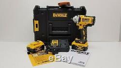 Dewalt Dcf894p2 18v Xr Brushless 1/2 Compact MID Couple Clé À Chocs Sans Fil