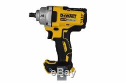 Dewalt Dcf896b 1/2 20v Clé Sans Fil D'impact Avec Connect Tool (outil Uniquement)
