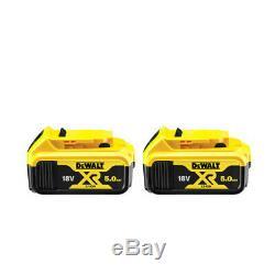 Dewalt Dcf899 18v Xr Brushless Couple Clé À Chocs 2 X 5.0ah