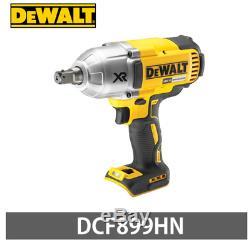 Dewalt Dcf899 Clé À Chocs 18v Brushless 950nm 3lever RPM Ups Bare Unité