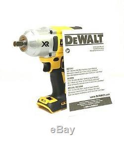 Dewalt Dcf899b Max Xr Brushless 1/2 Clé À Chocs, Detent (outil Nu)