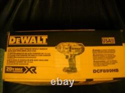 Dewalt Dcf899hb 20-volt Max 1/2 Cordless Impact Wrench Hog Anneau