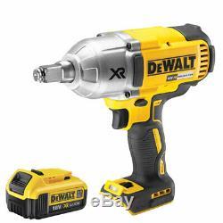 Dewalt Dcf899hn 18v Brushless Couple Clé À Chocs Avec 1 X 4.0ah Batterie