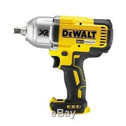 Dewalt Dcf899n 18v Couple Élevé Clé À Chocs Avec 1 X 4.0ah Batterie Et Chargeur