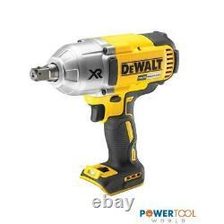 Dewalt Dcf899n 18v Xr 1/2 High Torque Impact Wrench Body Only