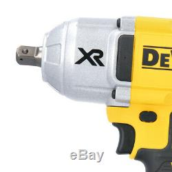 Dewalt Dcf899n Xr Brushless 1/2 Couple Élevé Du Corps D'impact Clé Uniquement