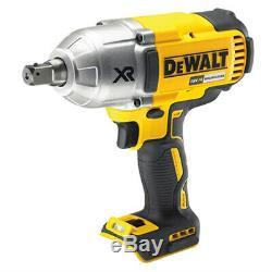 Dewalt Dcf899n Xr Brushless 1 / 2po Pin Detent Impact Unité Clé-nu