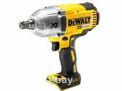 Dewalt Dcf899n-xj 18v Xr Brushless 1/2 High Torque Impact Wrench Bare Unit